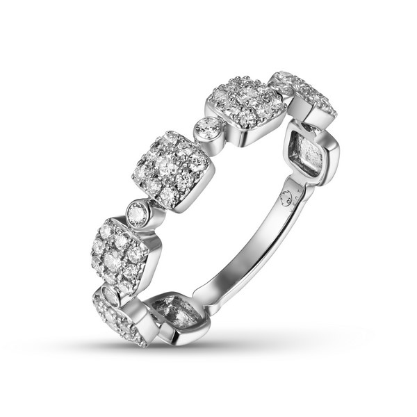 Diamond Fashion RIng by Luvente