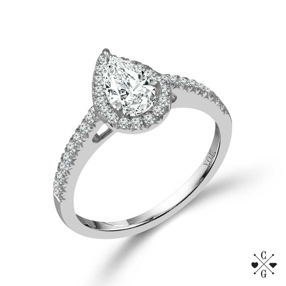 Diamond Ring by Y.O.U.