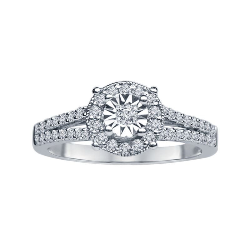 Diamond Ring by Vintage Bridal