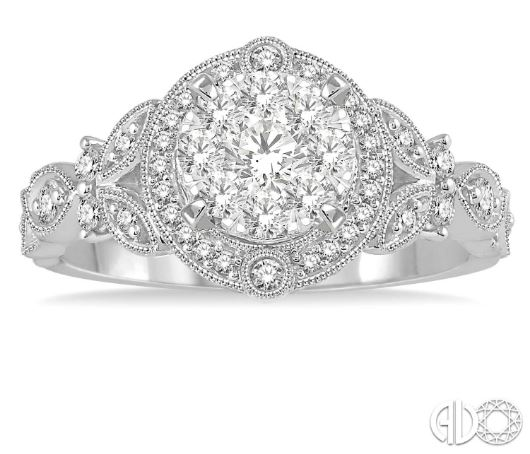 Diamond Ring by Lovebright