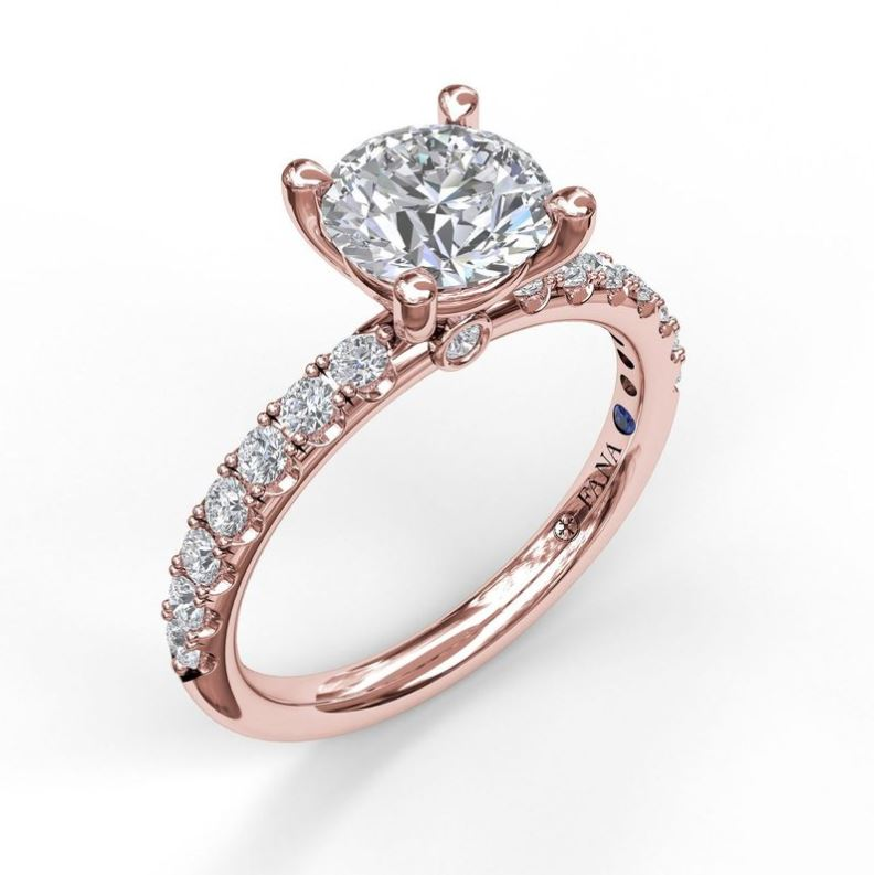 Engagement Ring by Fana Bridal