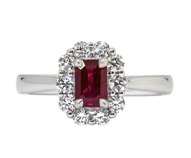 Gemstone Ring by Rego